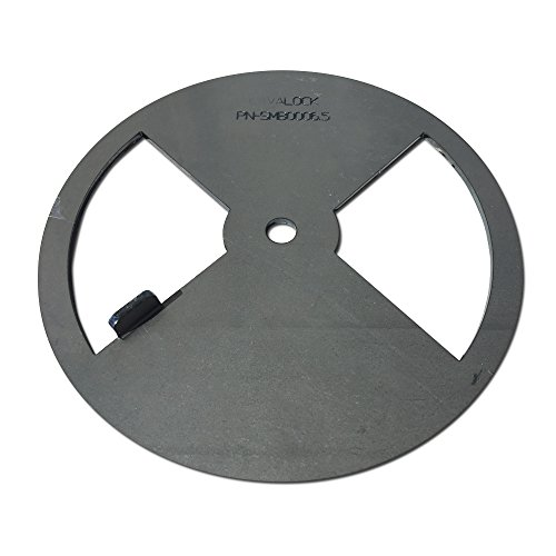 LavaLock Smoker Pinwheel damper diameter product image