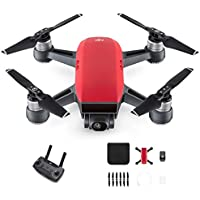 DJI Spark Red Remote Control Combo
