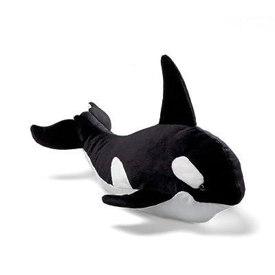 Gund Waylon 5 Orca Whale Plush by Gund