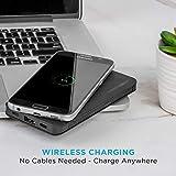 ChargeHubGO+ 5000mAh Power Bank Portable Charger