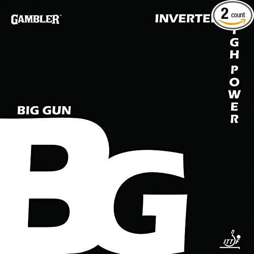 Gambler Nine Table Tennis Rubber - Best Tacky Rubber
