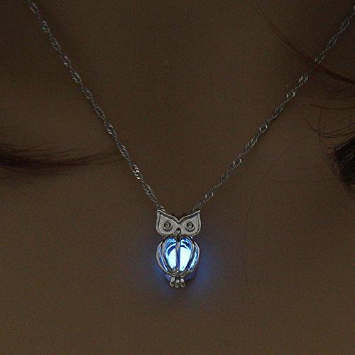 Owl Pendant Light in US - 5