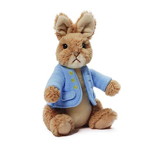 "GUND Classic Beatrix Potter Peter Rabbit Stuffed Animal Plush, 9"" from GUND"