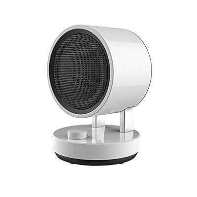 Air Conditioners CJC 1500W PTC Ceramic Space Mini Personal Fan Auto Oscillation Guarantee Over-Heat Tilt Protection