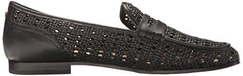 Sam Edelman Womens Leora Slip-On Loafer Black