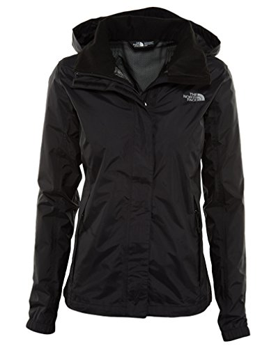 The North Face Women's Resolve 2 Jacket TNF Black - XL (Waterproof Jacket Two Layer)