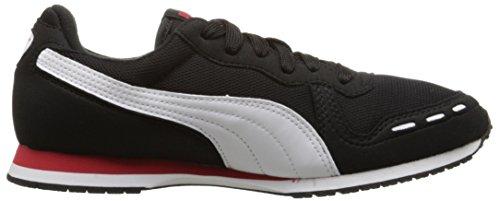 Puma Cabana Racer Mesh Jr Shoe Puma Black/ Puma White