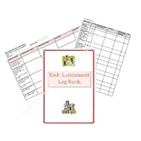 Early Years childminder Risk Assessment log book