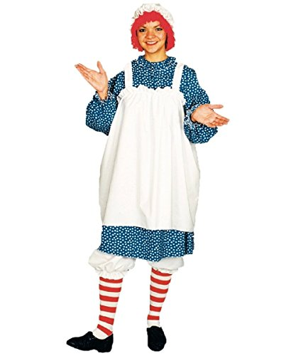 Raggedy Ann Costume - Adult Costume]()