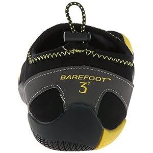 Body Glove Men's 3T Cinch Water Shoe, Black/Yellow, 10 M US