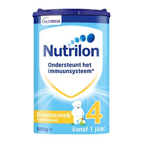 Nutrilon 4 Dreumesmelk vanille – flesvoeding voor dreumes vanaf 1 jaar – 800 gram