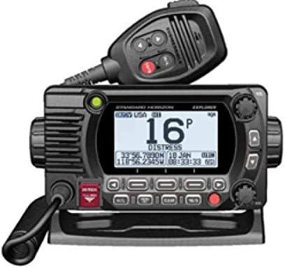 25W VHF Marine Boat Ship to Shore Radio with GPS [Standart Horizon] Picture