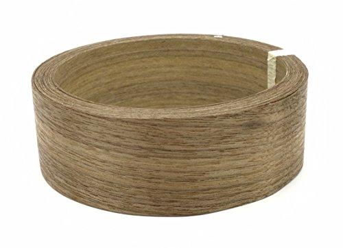 (Walnut Wood Veneer Edge Banding Preglued 2