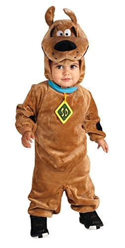Scooby-Doo Romper Costume, ROMPER, 12-18