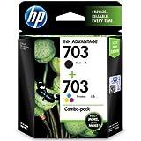 HP 703 Ink Cartridge Combo Pack
