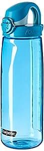 NALGENE On the Fly Water Bottle Blue One Size