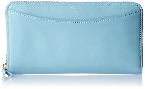 Skagen Accordian Zip Wallet Wallet by Skagen