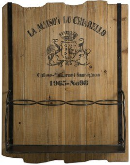 IMAX Traineur Wine Rack