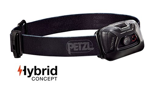 Petzl Tactikka Headlamp Black One Size