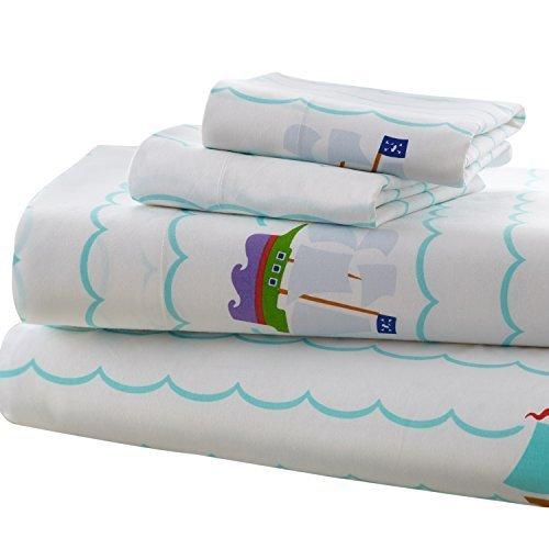 Olive Kids Pirates Toddler Sheet Set