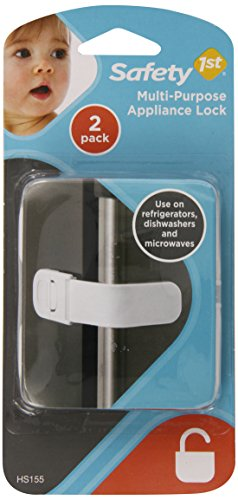 Safety 1st Multi-Purpose Latch, 2-Count