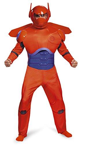 Disgu (Baymax Costume Kid)