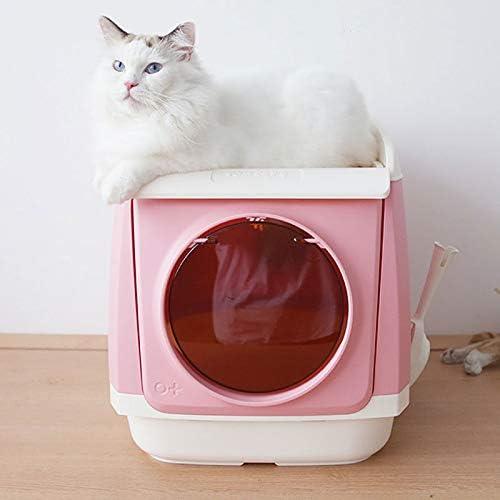Mueble De Caja De Arena para Gatos, Cápsula De Espacio para Gatos ...