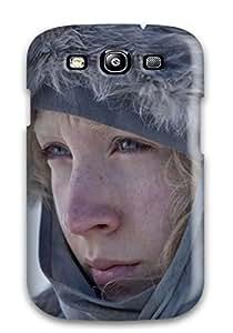 Premium Durable Nordic Huntress Fashion Tpu Galaxy S3 Protective Case Cover