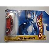 2007 New Models -#32 Porsche Cayman S Copper #2007-32 Collectible Collector Car Mattel Hot Wheels