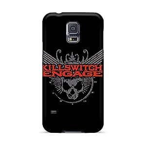 KennethKaczmarek Samsung Galaxy S5 Protective Hard Phone Case Customized Attractive Aerosmith Band Series [rnT6977CcqL]