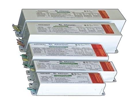 Amazon.com: Allanson rss296-at 120 V lámpara fluorescente ...