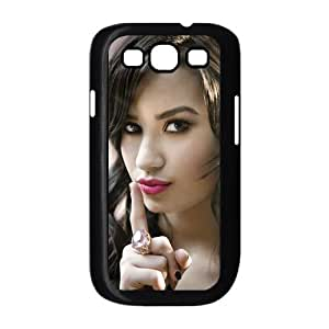 Customize Singer Demi Lovato Back Case Fits for Samsung Galaxy S3 I9300 JNS3-1453