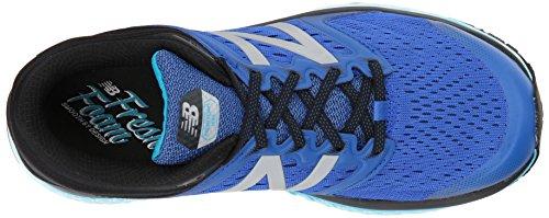 New Balance 1080v8, Running Homme, Noir, 39 EU Blue