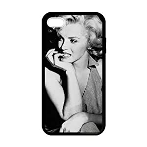 Marilyn Monroe Sitting Case for iPhone 5 5s case