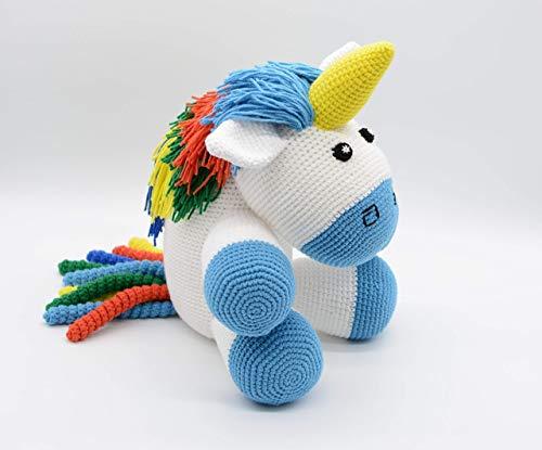 Amigurumi Pattern Premium: Unicorn Doll - Candy & Mint - Tarturumies | 415x500