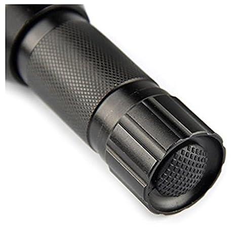 Linterna ultravioleta - TOOGOO(R)Linterna 21 LED UV Ultra Violeta linterna Negro para Inspeccion de luz CSI: Amazon.es: Ropa y accesorios