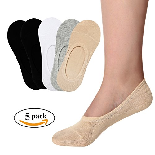 FAYBOX Women Cotton Liner Socks product image