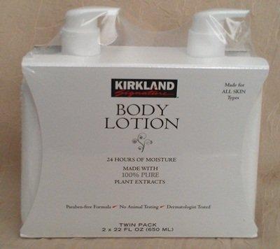 8 Wholesale Lots 2 Pack Kirkland Signature Body Lotion 22oz,