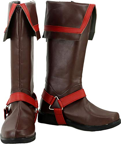 Used, Cosplay Boots Shoes for D.Gray-Man Allen Walker 3rd for sale  Delivered anywhere in USA