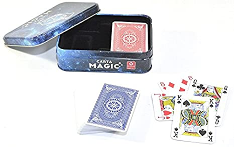 tour de magie 25 cartes