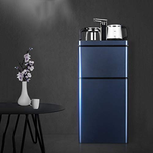 Hot Water Dispensers Household Vertical hot Water Dispenser Bedroom hot Water Dispenser Office Table top Hole Water Dispenser Intelligent Warm hot Water Dispenser by Combination Water Boilers Warmers (Image #1)