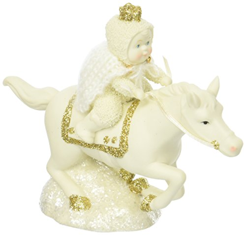 Department 56 Snowbabies Lords A Leaping Porcelain Figurine, 4.75