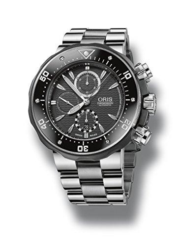 Oris Divers ProDiver Mens Watch 674-7630-7154SET