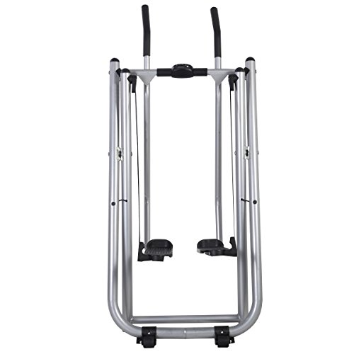 Goplus® Indoor Air Walker Glider Fitness Exercise Machine Workout Trainer Gym