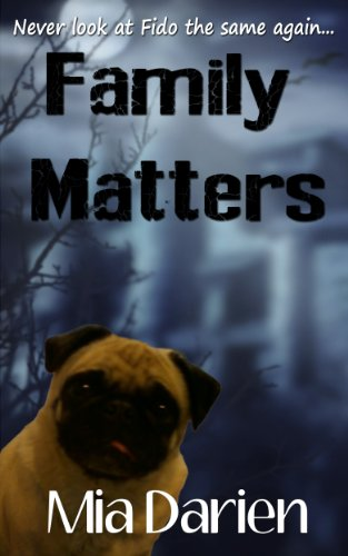 book cover of Family Matters