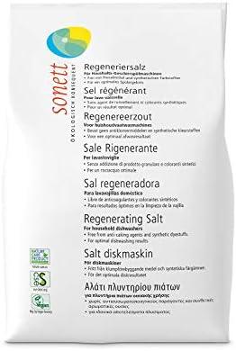Sonett 6020 - Sal regeneradora lavavajillas Sonett, 2kg: Amazon.es ...