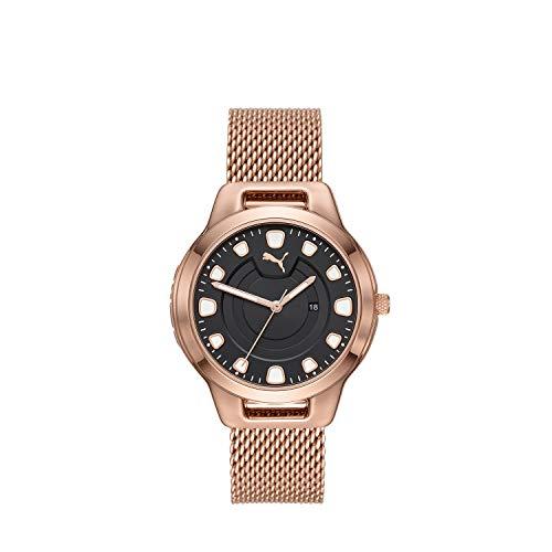 PUMA Women's Reset V1 Silicone Watch