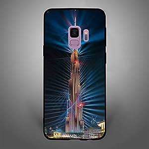 Samsung Galaxy S9 Burj Khalifa Laser