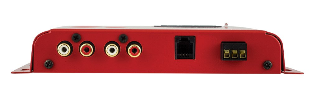 DS18 DS-XM3 Two-to-Three Way Electronic Crossover with Remote Control DS18Sound