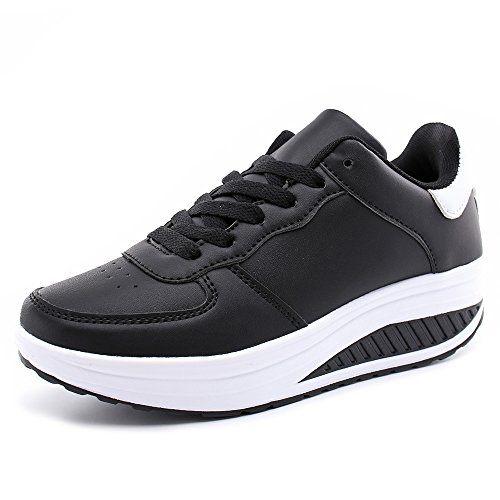 Fitness Nero Anti Dimagranti Sportive Scarpe Donna Sneakers Scivolo Outdoor AOp77x